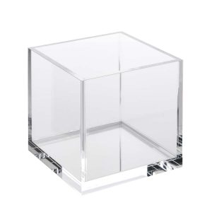 Acrylic Cube Cosmetic Organizer amazon