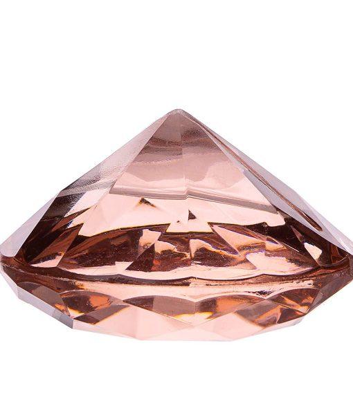 Diamond Place Card Holder Acrylic