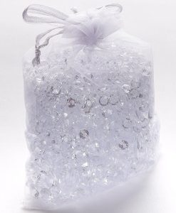 Diamond Table Confetti (CLEAR)
