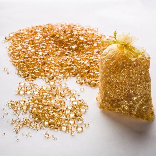 Diamond Table Confetti GOLD