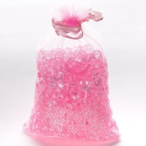 Diamond Table Confetti Set PINK