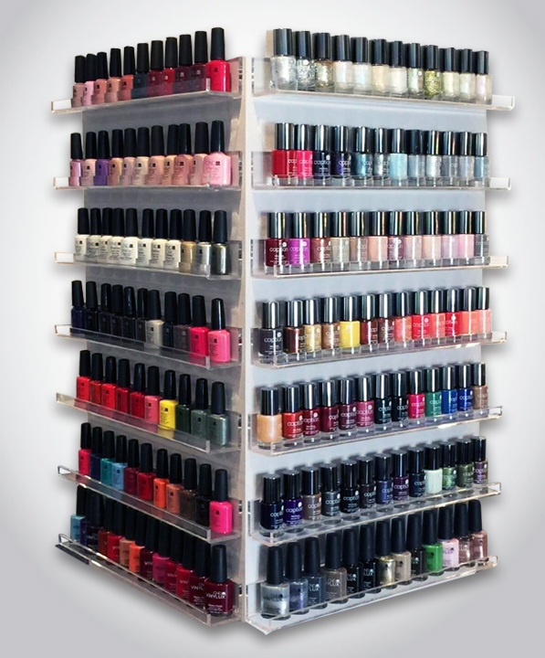 Having A Huge Nail Polish Collection Is Great U2013 Until It Comes Time To  Actually Make It Look Neat And Tidy. Organizing All Of Your Beauty Products  Is Key, ...