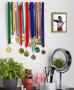 acrylic medal holder