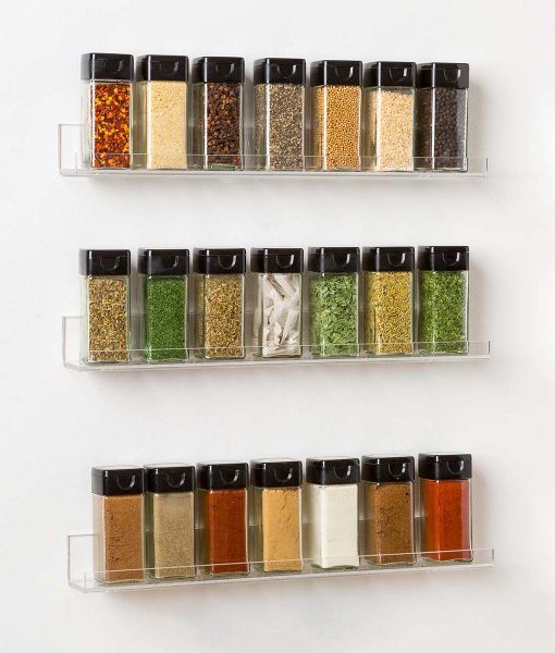 acrylic spice rack affordable 1