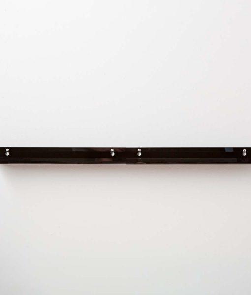 black acrylic bathroom racks affordable