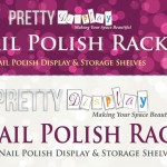 Amazing Nail Polish Wall Rack