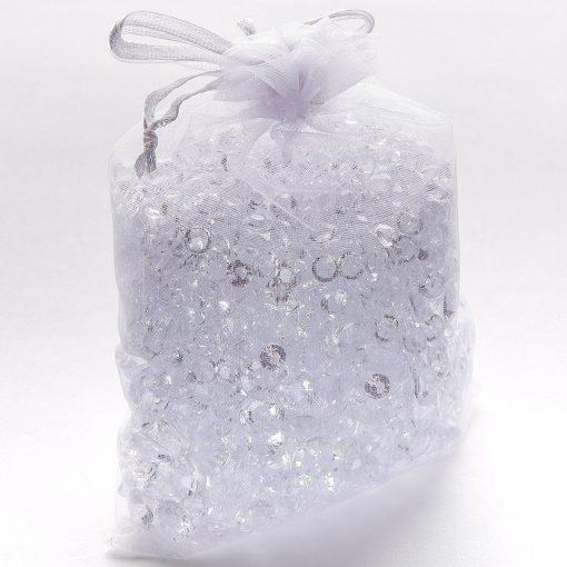 Diamond Table Confetti (CLEAR)