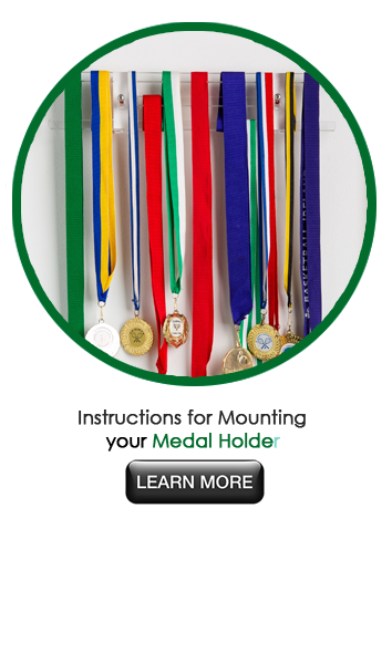 Mounting-Medal Holder