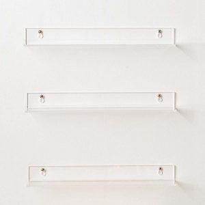 acrylic spice rack 3 sets