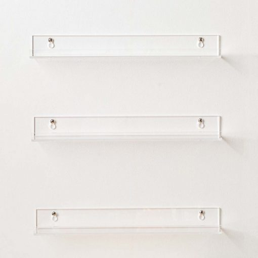 acrylic spice rack 3 sets