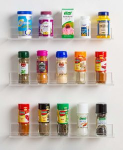 acrylic spice rack affordable