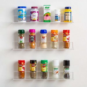acrylic spice rack affordable