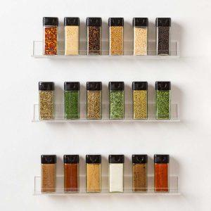 acrylic spice rack amazon