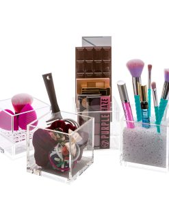 beauty products holder