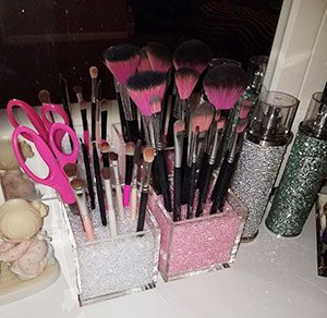 Amazing Gallery Of Cosmetic Organizer Amp Display Ideas