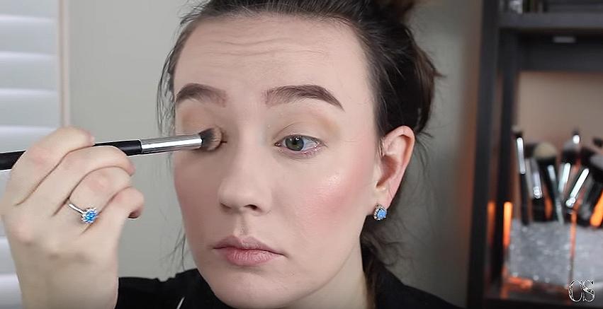 fall makeup eyeshadow