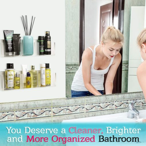 how to organize bathroom budget friendly