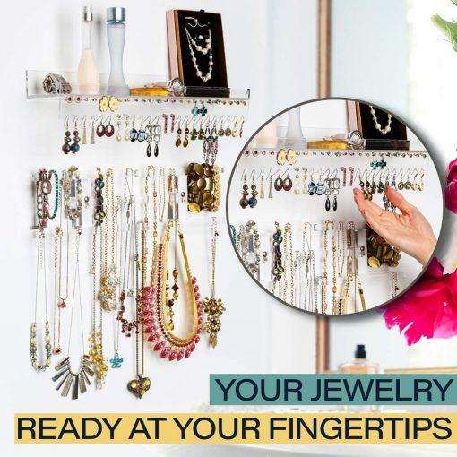 jewelry holder acrylic