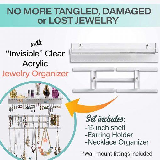 pretty display jewelry holder