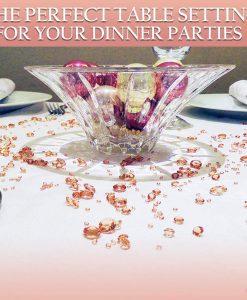 confetti diamonds for wedding