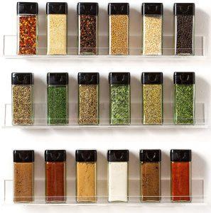 spice racks 3 set pack